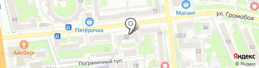 Движение на карте Иваново