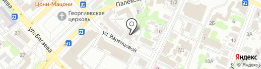 Александров & КО на карте Иваново