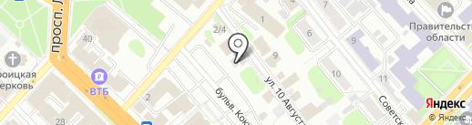 Nest на карте Иваново
