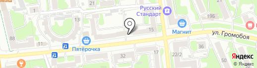 Элит-Интим на карте Иваново