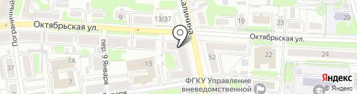 Строитель на карте Иваново