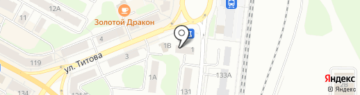 Voguezal на карте Костромы