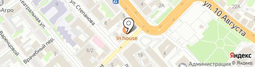 Квартирант на карте Иваново