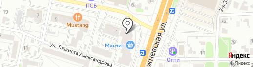Торгово-Промышленная Палата Ивановской области на карте Иваново
