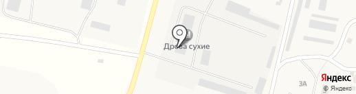 КостромаТоргМебель на карте Апраксино