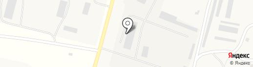 НАБИКО на карте Апраксино