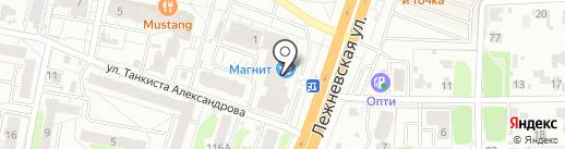 Автомиг на карте Иваново