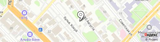 ГЕМОТЕСТ на карте Иваново