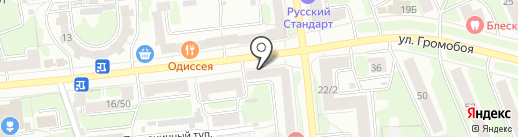 Винтрестъ на карте Иваново