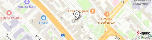 Мон Шер на карте Иваново