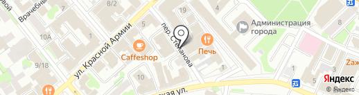 Визави-тур на карте Иваново