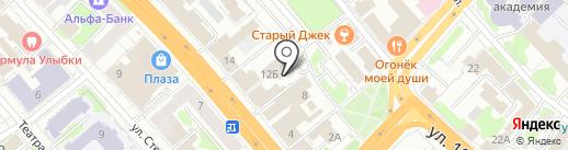 Лак Мусс на карте Иваново