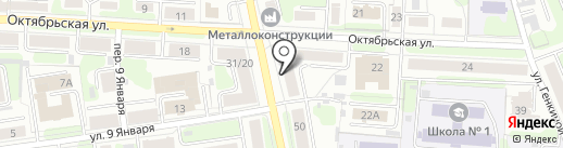 Рандеву на карте Иваново