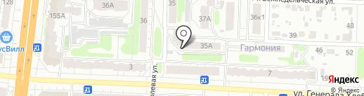 ИвКран на карте Иваново