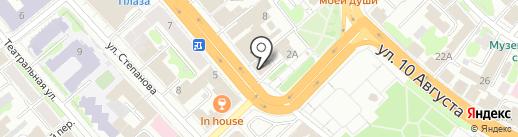 Лиза на карте Иваново
