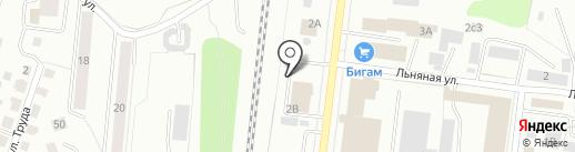 Auto Pride на карте Костромы