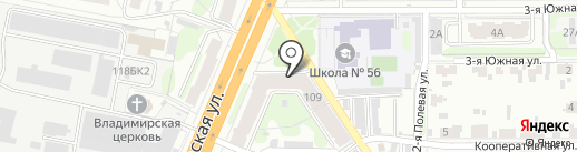 Boss Volos на карте Иваново