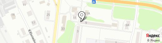 Винный склад на карте Костромы