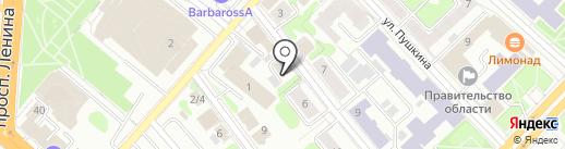 Вундеркинд на карте Иваново