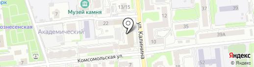 Российские тентовые системы на карте Иваново