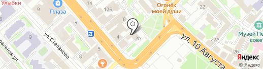 Mister Poster на карте Иваново
