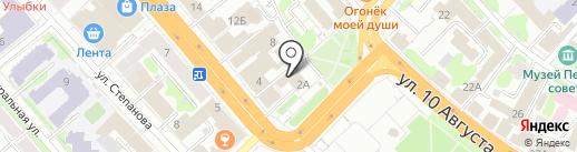 City Express на карте Иваново