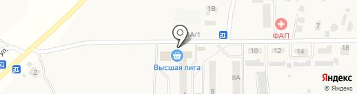 Qiwi на карте Апраксино