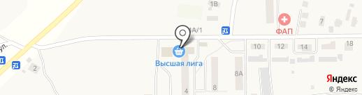 НЕБЕСА на карте Апраксино