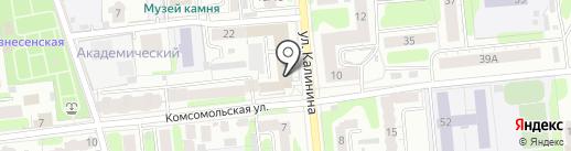 ХайТек на карте Иваново
