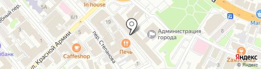 Союз Женщин России на карте Иваново