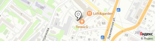 Вестел-М на карте Иваново