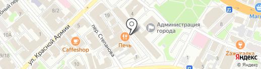 Asia Sun на карте Иваново