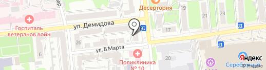 Блюз на карте Иваново