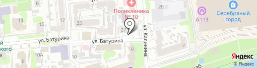 Строй-Сервис на карте Иваново