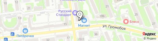 Русский займ на карте Иваново