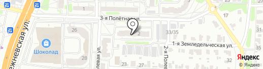 Компонент 2000 на карте Иваново