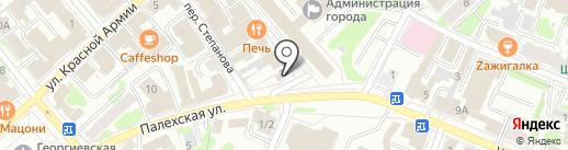 ЗдравСити на карте Иваново