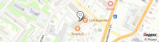 Ивановская Экологическая Компания на карте Иваново