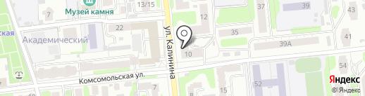 ЭнергоСнаб на карте Иваново