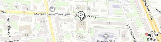 Оптовая база на карте Иваново