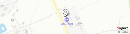 РЕЙС 44 на карте Костромы