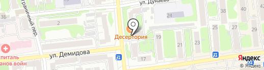 Страховой Магазин на карте Иваново