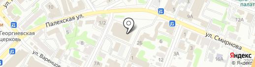Золотое Руно на карте Иваново