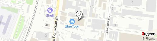 Евроопт на карте Костромы