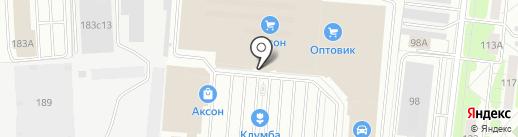 OK` КРАСКА на карте Иваново
