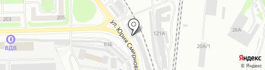Сервисный центр на карте Костромы