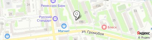 Ивзаказ на карте Иваново