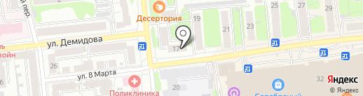 Marry Me на карте Иваново