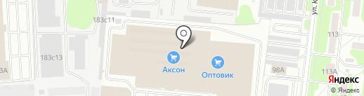 Мир Дерева на карте Иваново