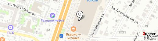 Дария на карте Иваново